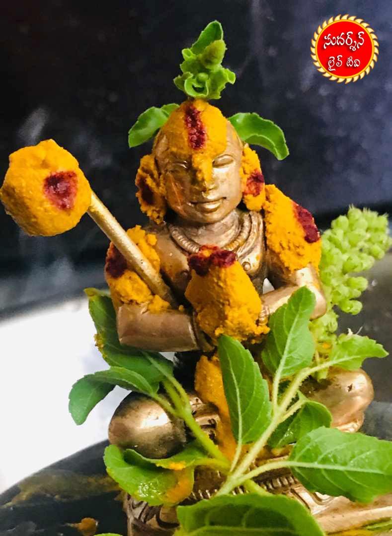 1004 Ramanuja Jayanthi Celebrations