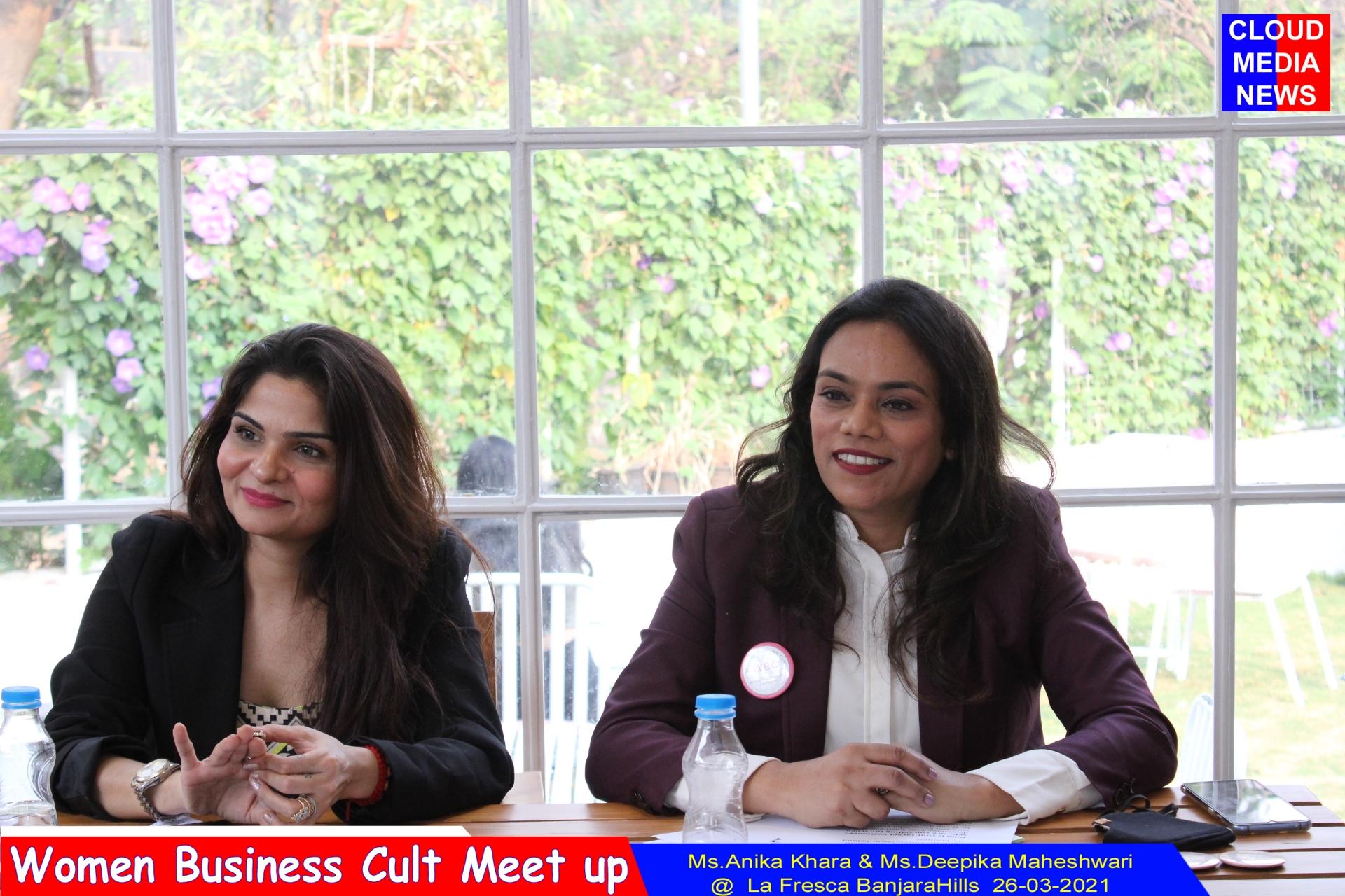 Women Business Cult Meetup 2021
