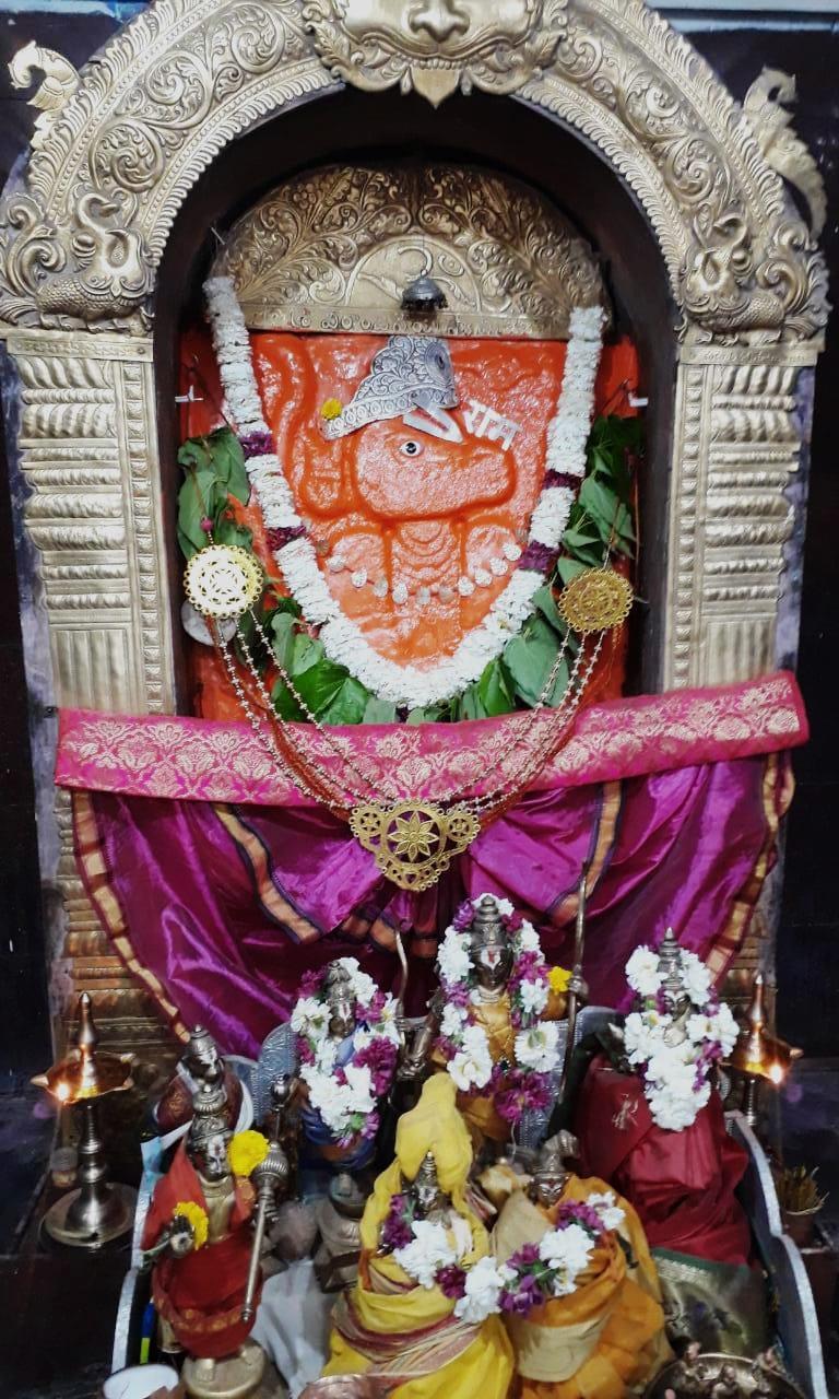 Begumpet Hanuman Temple